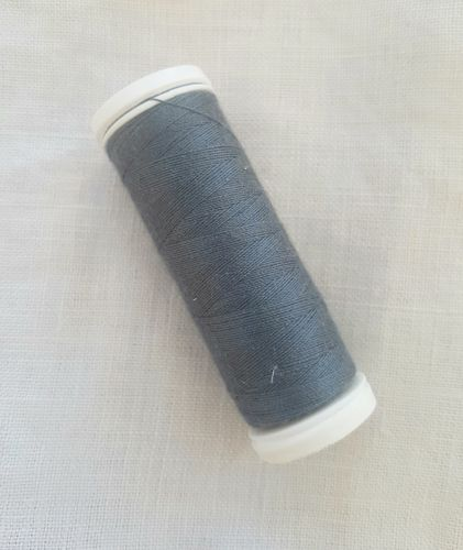 sewing thread dark grey