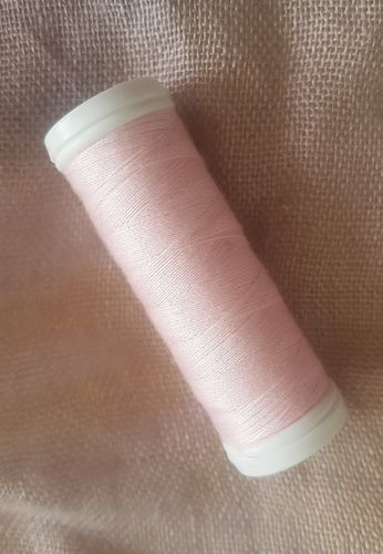 sewing thread pale pink